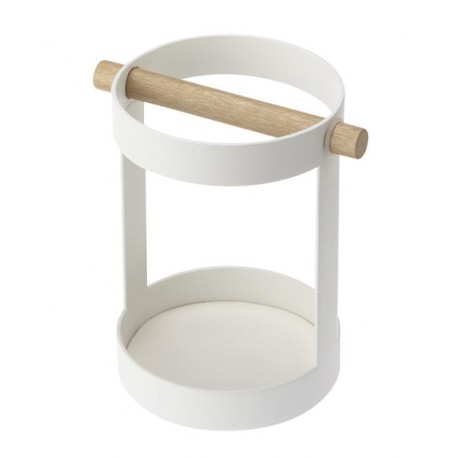 Stojak na przybory kuchenne Tosca biały