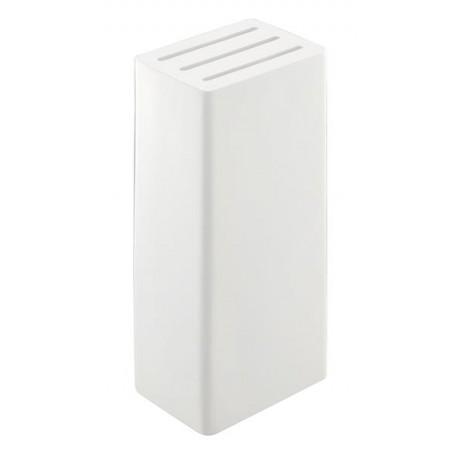 Blok na noże Carre biały