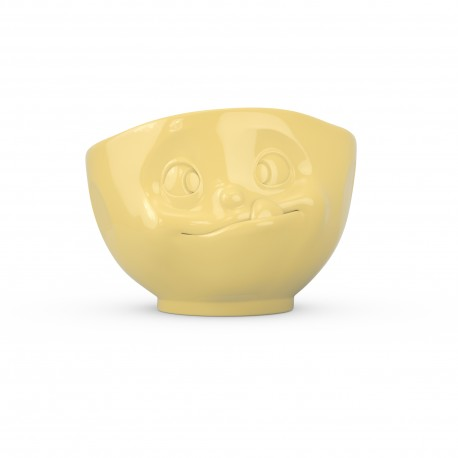 """Miseczka smakowita """"tasty"""" żółta"""
