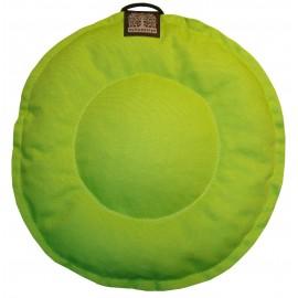 Poduszka do podgrzewania talerzy zielona