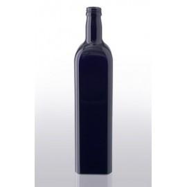 Butelka kwadratowa 500 ml z zakrętką