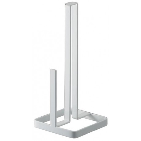 Stojak na ręcznik papierowy Tower biały