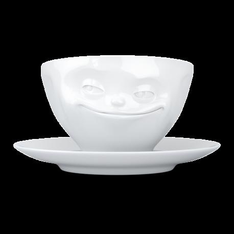Filiżanka Uśmiechnięta Buźka