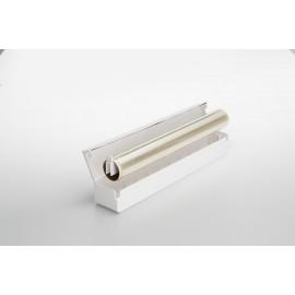 Pojemnik magnetyczny na folię biały